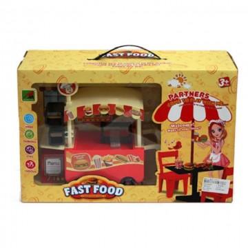 CR.IT FAST FOOD CART...