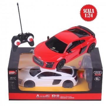 CR.IT AUTO AUDI R8 R/C 1:24...