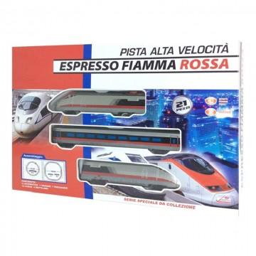 GT PISTA ESPRESSO FIAMMA...
