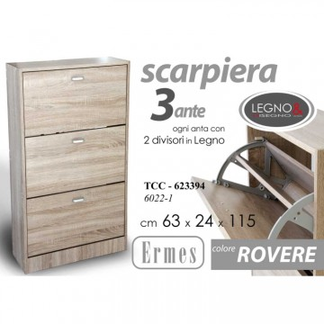 SCARPIERA 3 ANTE