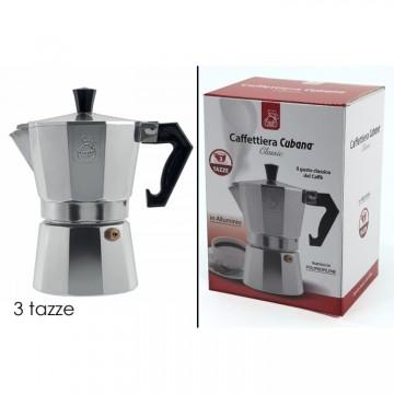 GT CAFFETTIERA CUBANA 3 TAZZE