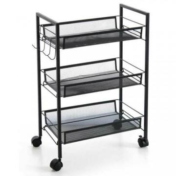 CARRELLO A 3 RIPIANI